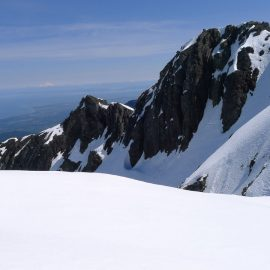 hurricane ridge traverse the true nw ski tour thru powder history