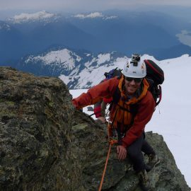 Mt. Shuksan-9,127′ a fine place to do a little climbing