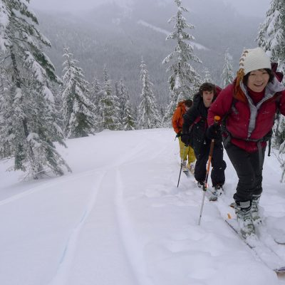 Intro to Ski Touring/Split Boarding-Part II of BC Level 1