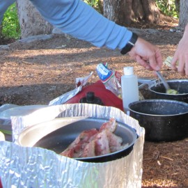 Backcountry Cooking-How to Style your Backcountry Meals