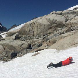 Intro to Mountain Climbing-The Weekend Edition