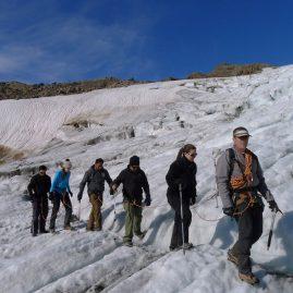Mt Baker Glacier Trek