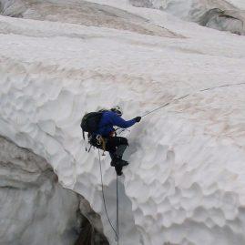 Crevasse Rescue Glacial Travel Seminar 1 Day