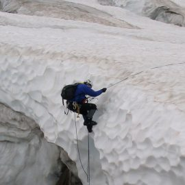 Crevasse Rescue Glacial Travel Seminar 1 Day