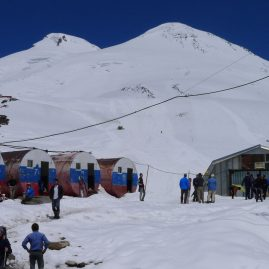 Powder & Putin Ski Descent of ELBRUS RUSSIA