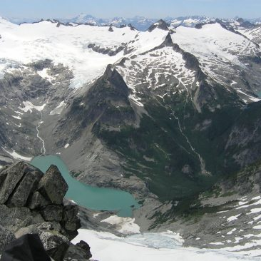 Eldorado Peak Climb