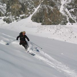 Intro to Ski-Alpinism-AKA Climbing & Riding in glaciated terrain
