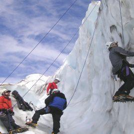 Intro Ice Climbing 1 Day