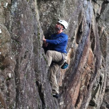 Intro Rock Climb