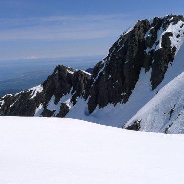 Hurricane Ridge Traverse The True NW Ski Tour Thru Powder History
