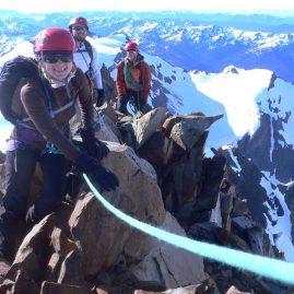 Mt Olympus- Summit Climb