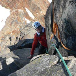 Intermediate Rock Climbing