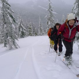 Intro to Ski Touring & Split Boarding