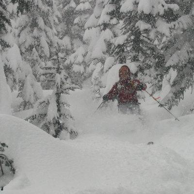 Snoqualmie Pass Ski Tours