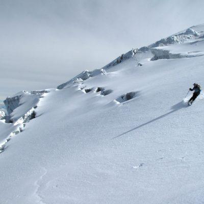 Ski Ecuador's Triple Crown