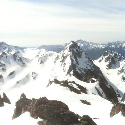 Mt Deception Summit Climb